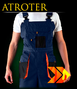 ATROTER - Protective dungarees.