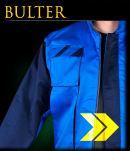 BULTER - Protective coat.