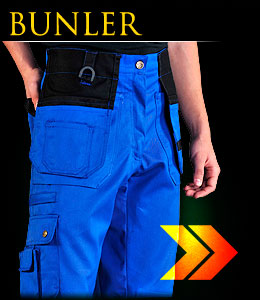 BUNLER - Protective  trousers.