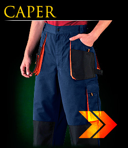 CAPER - Protective waist trousers.