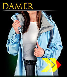 DAMER - Insulated jacket, for women.