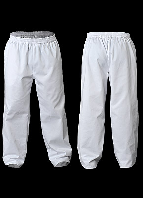 FOOD_TRO - Protective waist-long trousers.
