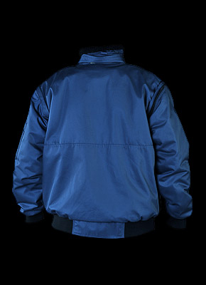MOUNTER - Insulated jacket with unfastened lining and sleeves.