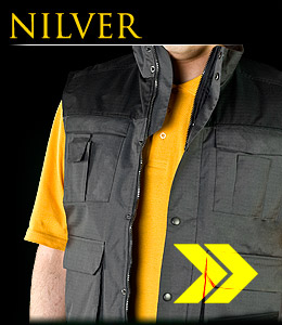 NILVER -  Insulated vest.