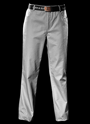 PANTVISER - Ladies' safety trousers which reach to the waist.