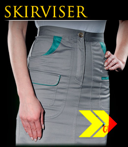 SKIRVISER - Safety skirt