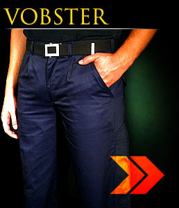 VOBSTER - Protective waist-long trousers